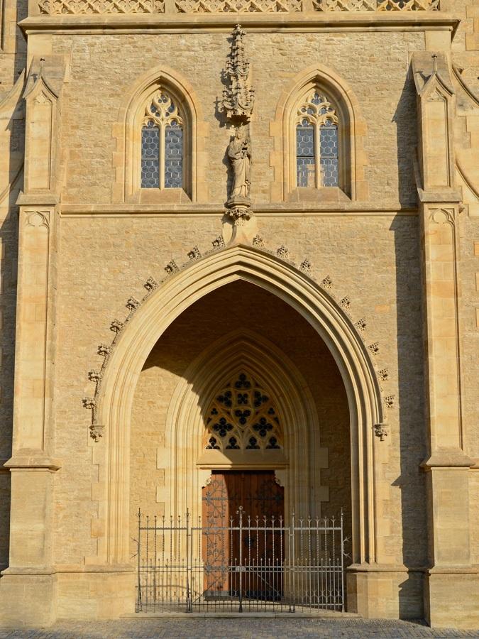 Kutná Hora, kostel sv. Barbory