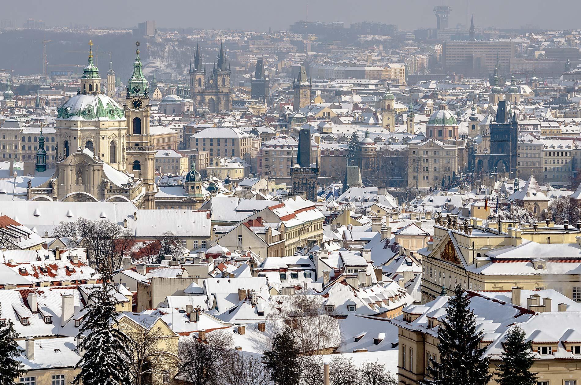 Praha_snih