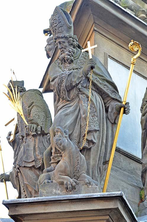 Malostranské nám., Praha