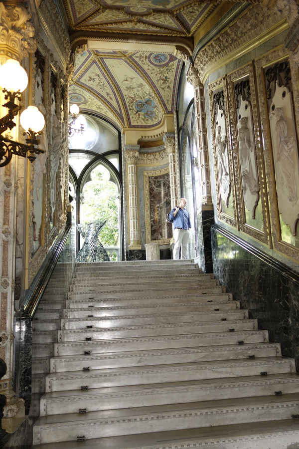 Benátky, Palazzo Franchetti