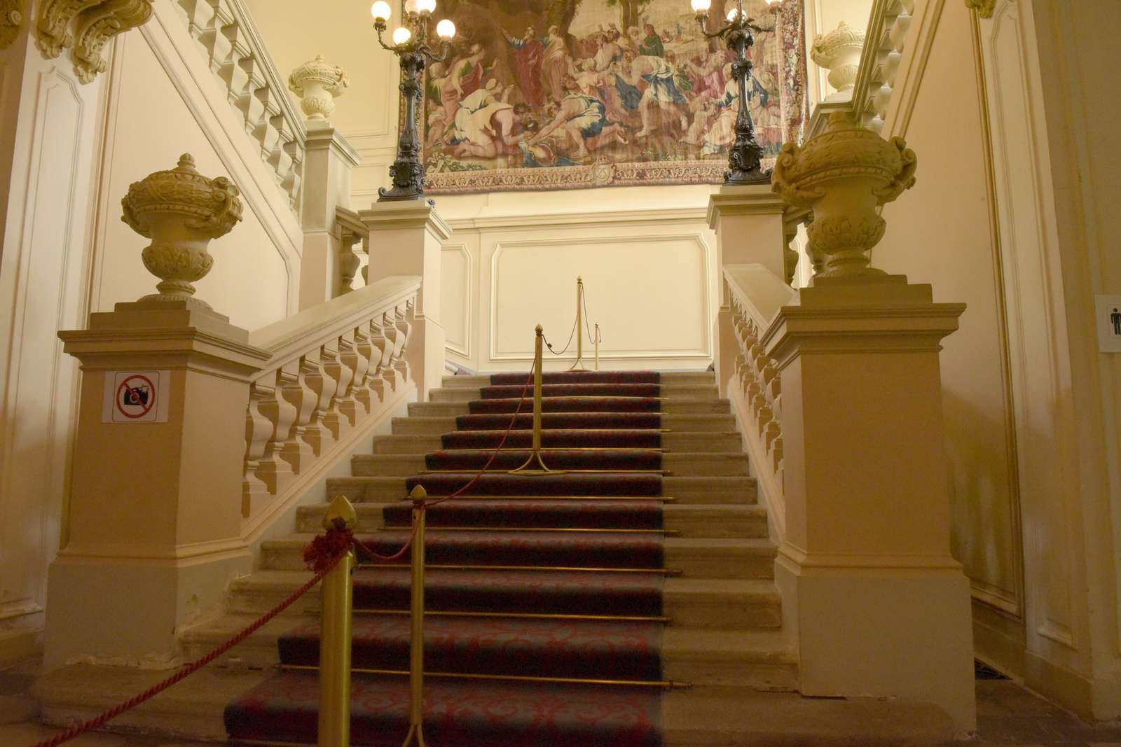 Praha, Buquoyský palác
