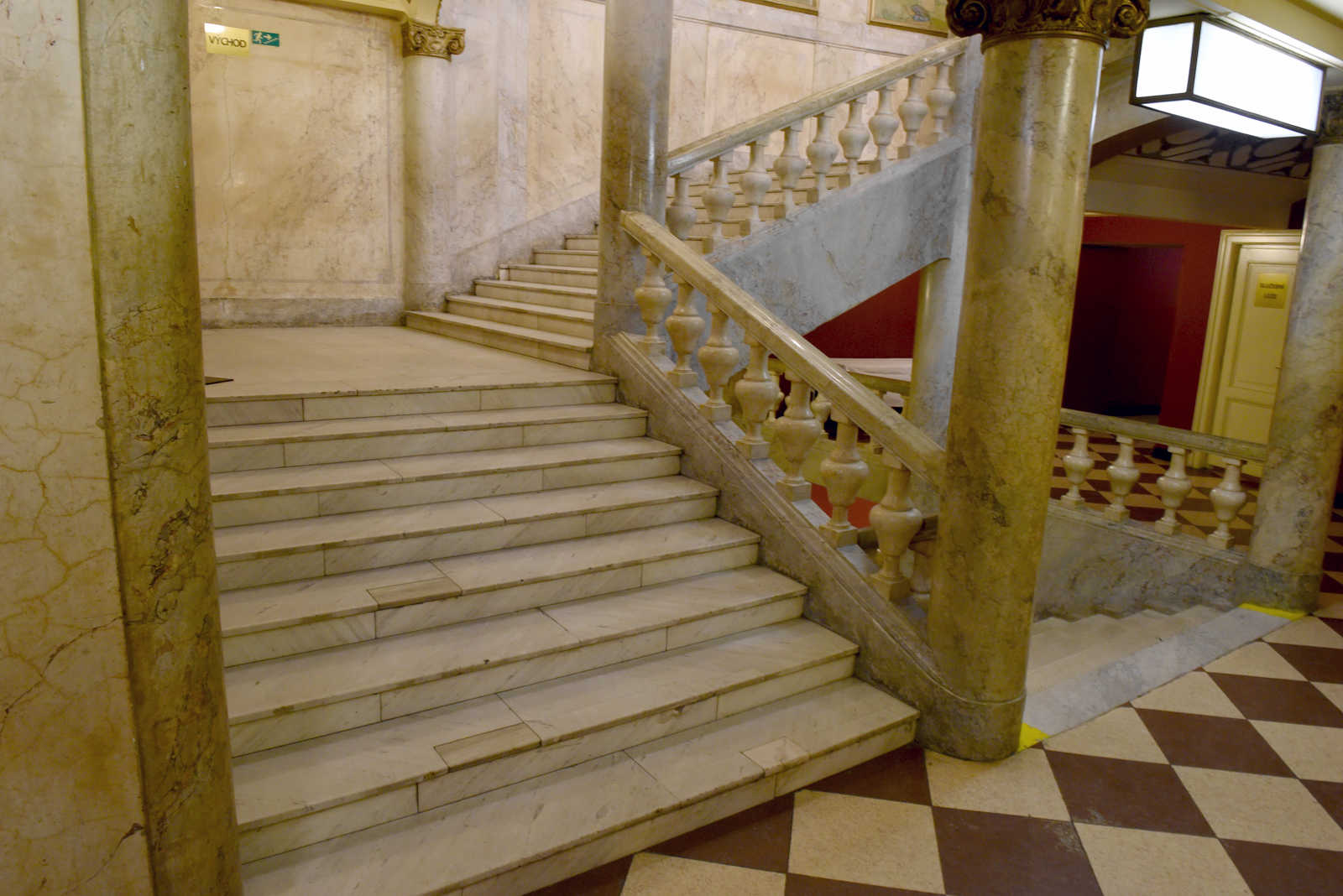 Velký sál Lucerna,  Praha