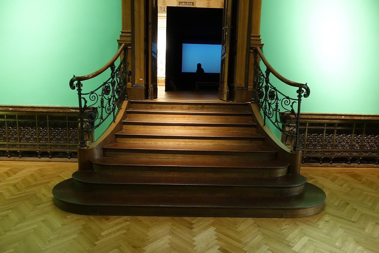 Praha, Rudolfinum, galerie