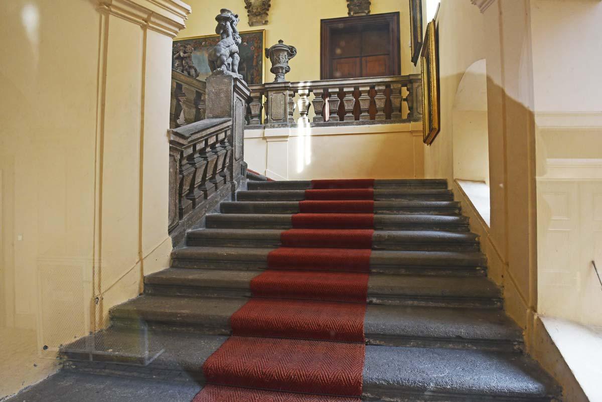 Velkopřevorský palác, Praha