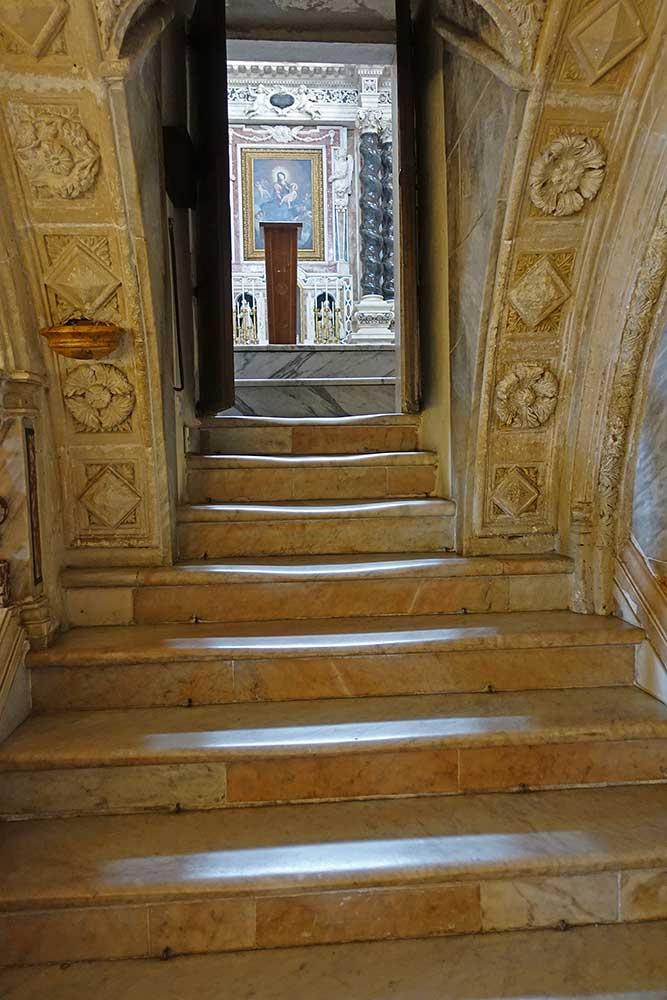 Sardinie, Cagliari, katedrála