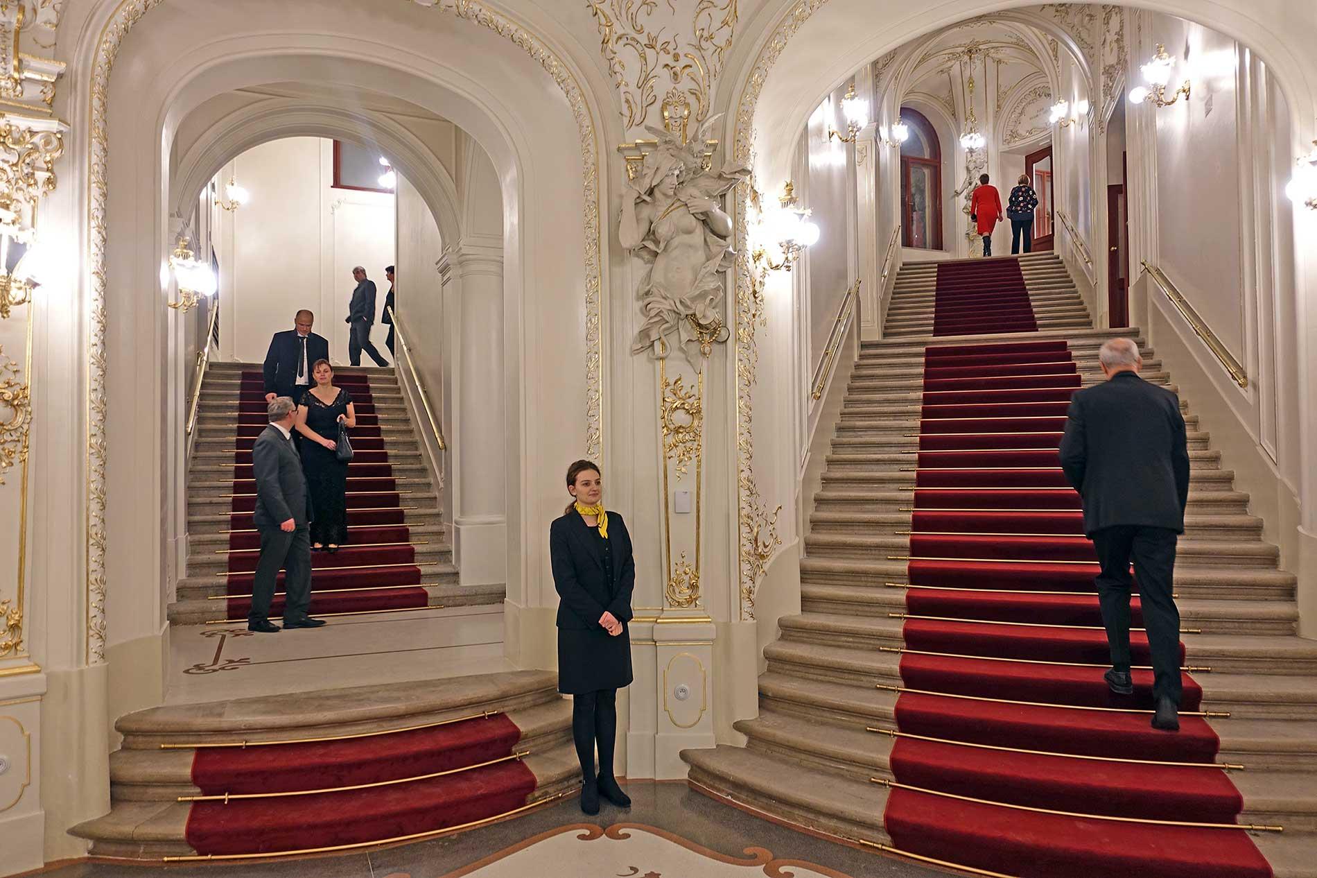 Praha, Státní opera