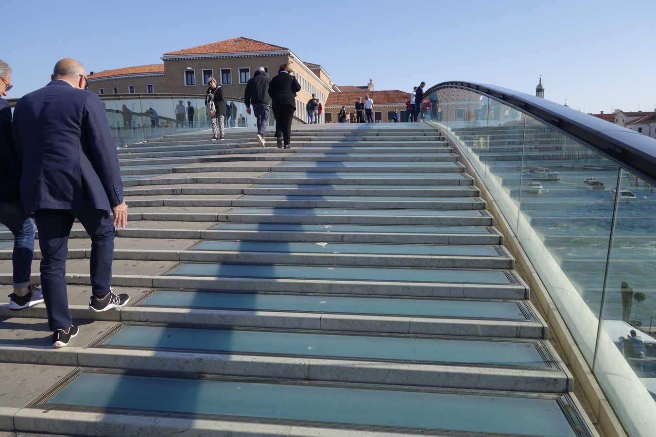 Benátky, Ponte della Costituzione