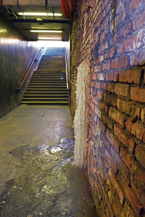 Praha, Metro, Pražského povstání