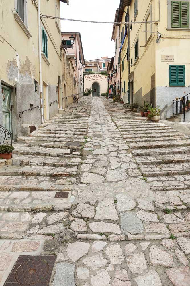 Itálie, Elba, Portoferrario