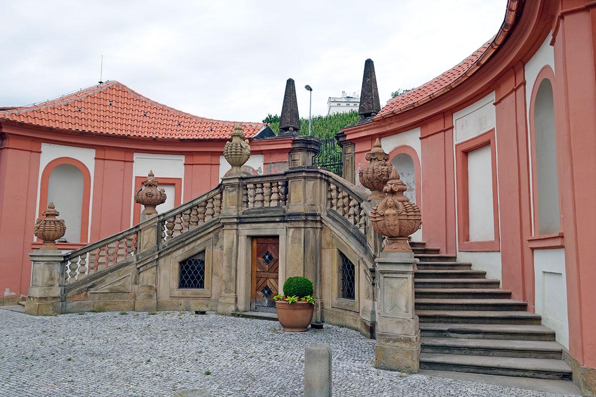 Praha, Zámek Troja