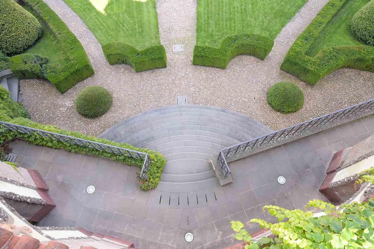 Praha, Vrtbovská zahrada