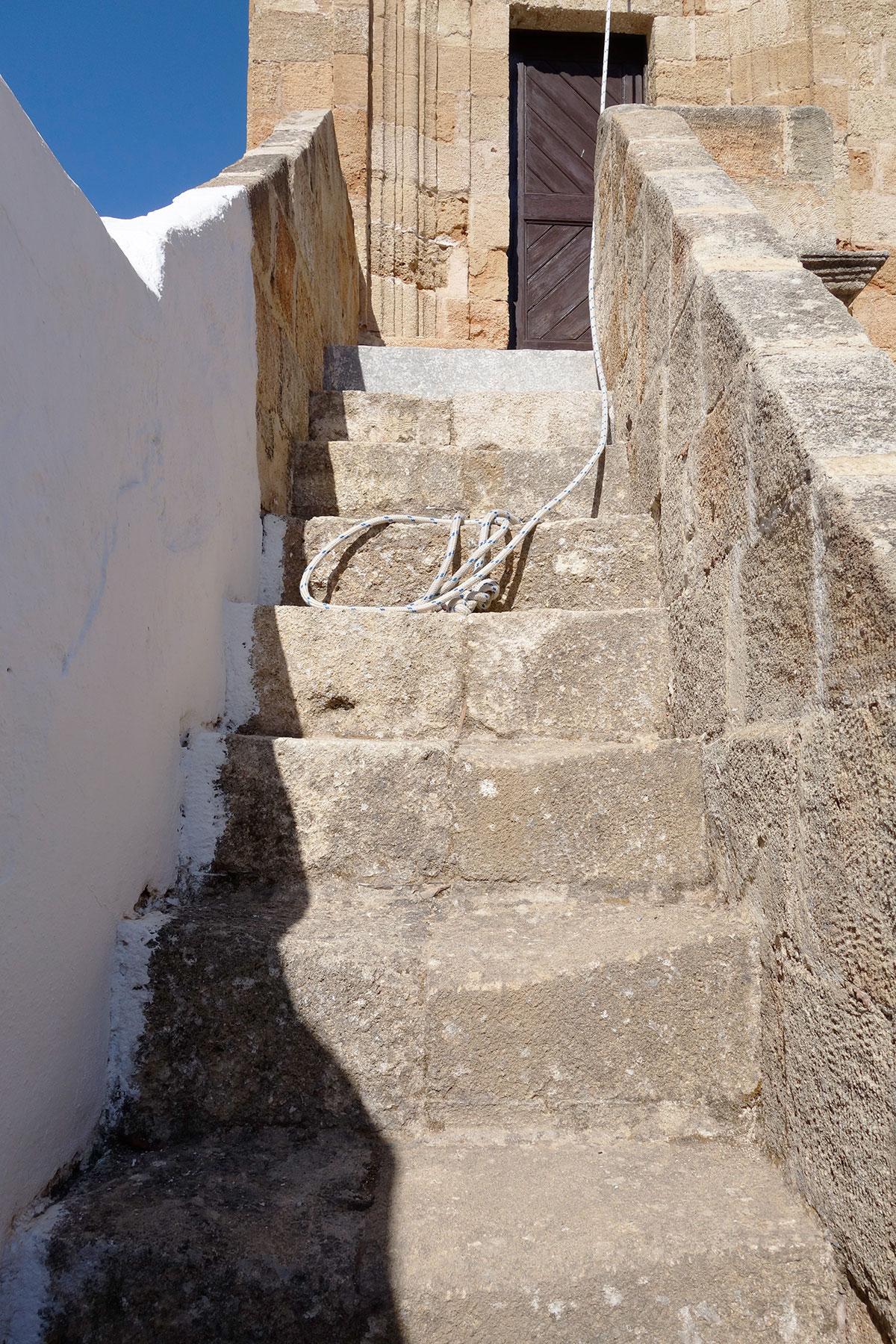 Lindos, Rhodos, Řecko