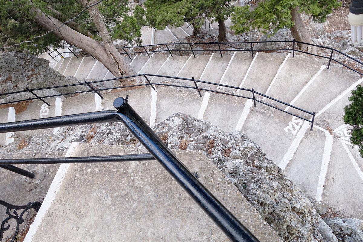 Tsampika, Rhodos, Řecko