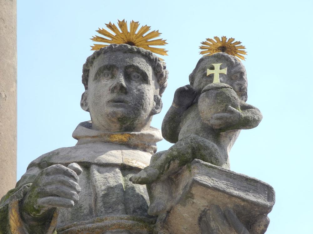 Hostinné, sv. Antonín Paduánský